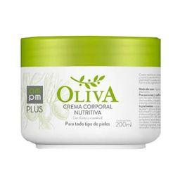 Crema Corp. Nutritiva Oliva Ampm Plus 1 Und