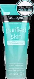 Purified Skin Exfoliante Neutrogena 1 und