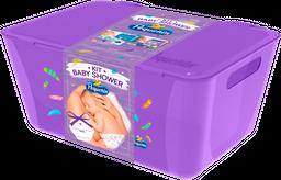 Kit Babyshower Pequeñín Premium Touch X 2 Und