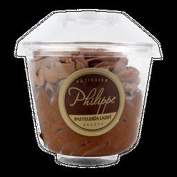 Mousse De Chocolate Vaso Dietesyn 1 g