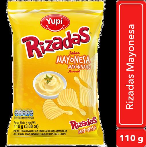 Rizadas Mayonesa Yupi