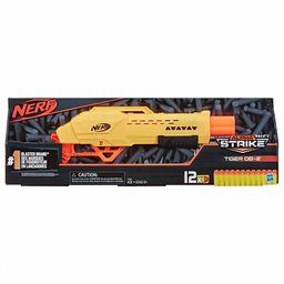 Ner Alpha Strike Tiger Db 2 Nerf 1 U