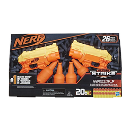 Ner Alpha Strike Cobra Rc 6 Du Nerf 1 U