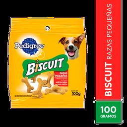 Pedigree Biscuit snack perro raza pequeña