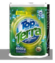 Top Terra Detergente Polvo