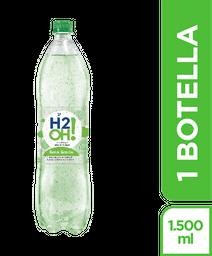 Agua Saborizada H2Oh Lima Limón Pet x 1500 ml