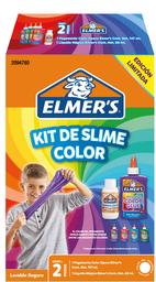 Kit Slime Elmers X2