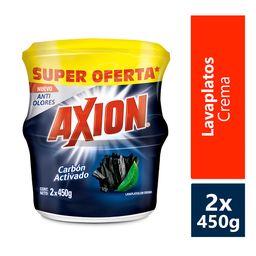 Lavaloza Axion Carbon Crema 450g x 2
