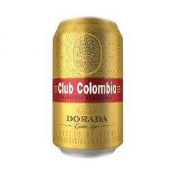 Club Colombia Dorada Lata 330ml