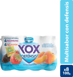 Yox x 8 Multisabor