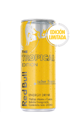 Redbull Tropical Edition 250 Ml