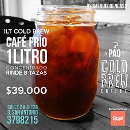 Café Frio Concentrado