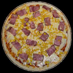 Pizza Maíz Tocineta