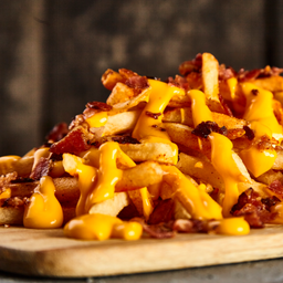 Cheese & Bacon Fries