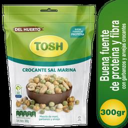 Tosh Mezcla de Maní Con Garbanzo y Arveja