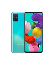 Samsung Smartphone Galaxy A71 Blue 128Gb