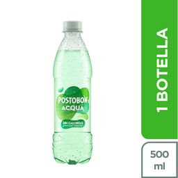 Postobon Acqua Frutos Verdes Pet 500 ml