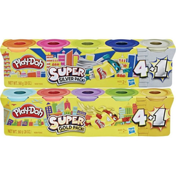 Play-Doh Pack Promocional Silver