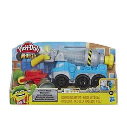 Play-Doh Wheels Camión de Cemento Con Masa de Construcción