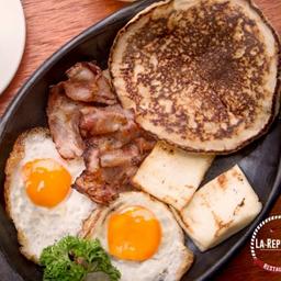 Desayuno Americano