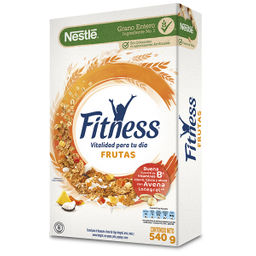 Fitness Cereal ® Fruits Caja
