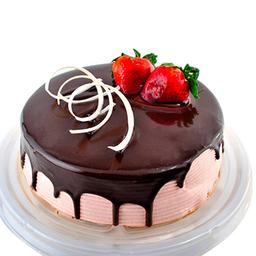 Torta Tres Leches Chocolate X 12 Porciones
