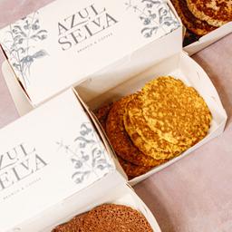 Pancakes de Ahuyama x6
