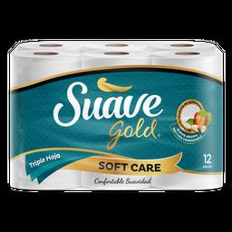 Suave Gold Papel Higienico