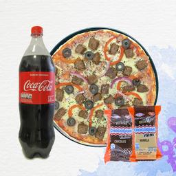 Combo Pizza Angus Beef