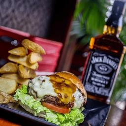 Jack Daniel´s Burger