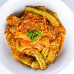Habichuelas a la Libanesa Vegetariano