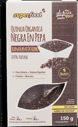 Quinua Orgánica Negra en Pepa Superfood