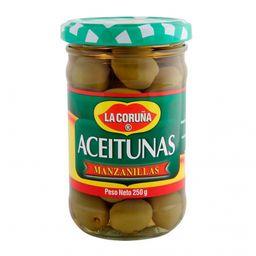 La Coruña Aceitunas