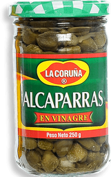 La Coruña Alcaparras en Vinagre