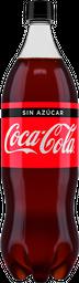 Coca - Cola Sin Azucar x 1.5 Litros