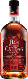 Ron Añejo 5 Años Ron Viejo de Caldas