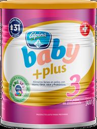 Formula Infantil Alpina Baby Plus Etapa 3