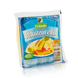 Queso Mozzarella Bloque 250g - Colanta