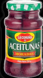 La Coruña Aceitunas Moradas