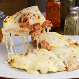 Pizza Estofada Carnes
