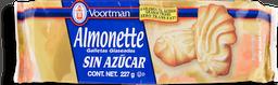 Galleta Almonette sin Azúcar Voortman