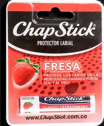 Chap Stick Empaque Con 1 Unidad - Sabor Fresa