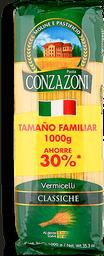 Conzazoni Pasta Spaguetti Vermicelli