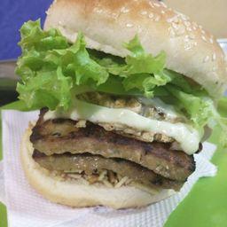 Hamburguesa Doble Carne Super Especial