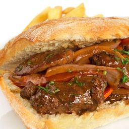 Sándwich de Carne de Res