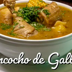 Sancocho de Gallina Criolla