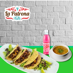 Tacontento Lunch