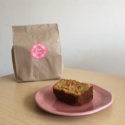 Torta de Zanahoria (2 Personas)