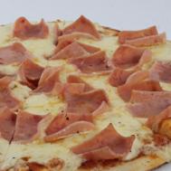 Pizza de Jamón y Queso Large
