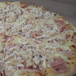 Pizza de Pollo y Jamón Large